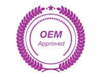 Spectroline products are OEM approved