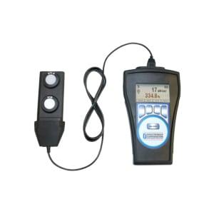 Radiómetros NDT / fotómetros