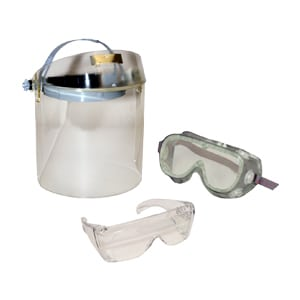 UV Protective Eye and Face Wear
