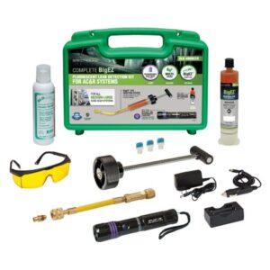 OLK-400BEZ-E HVAC Leak Detection Kit