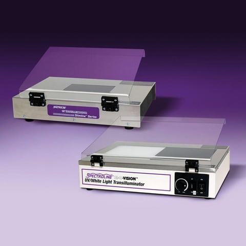 Transilluminators made by Spectroline