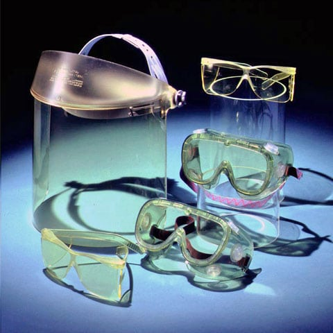 552a9cb7e2 UV Protective Eye and Face Wear for EPROM - Spectroline