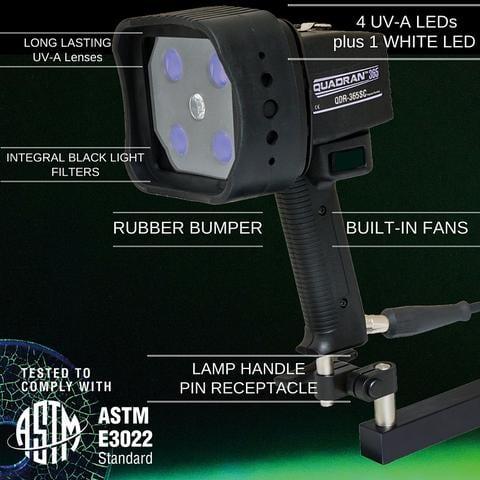Astm Quadran Est Nouvelle D'inspection Compatible Lampe E3022 365 W2I9EDH
