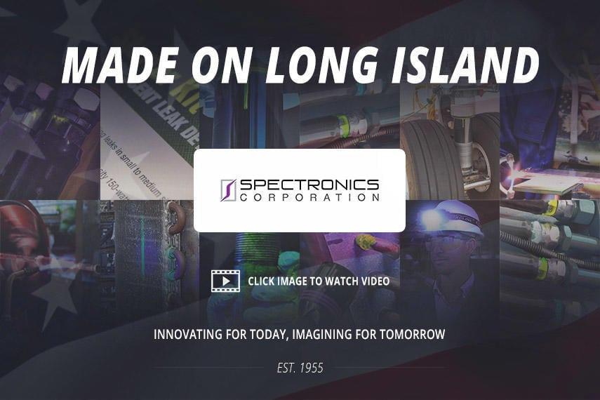 Made on Long Island Spectronics