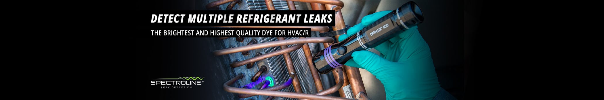 HVAC/R Leak Detection