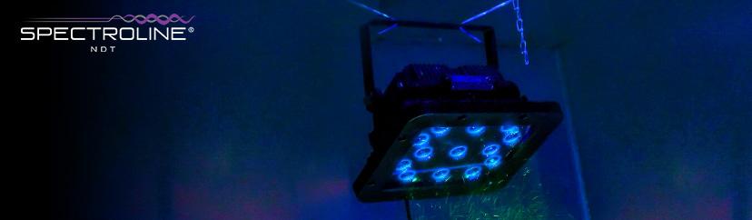 NDT 検査用頭上式ランプ